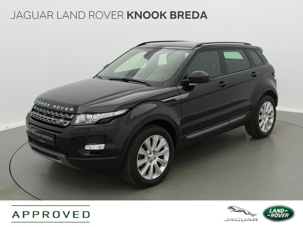 Land rover Range rover evoque Td4 4wd pure business edition