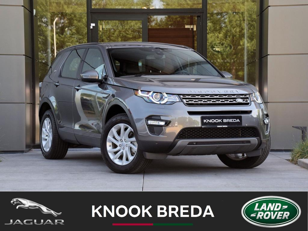 Land rover Discovery sport 2.0 td4 se urban panorama
