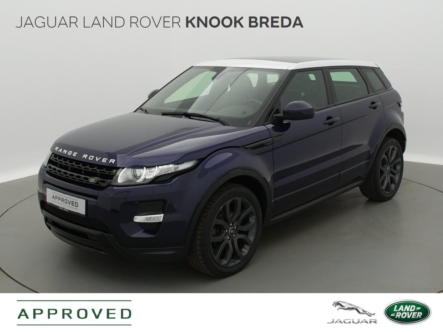 Land rover Range rover evoque Ed4 inspired by britain