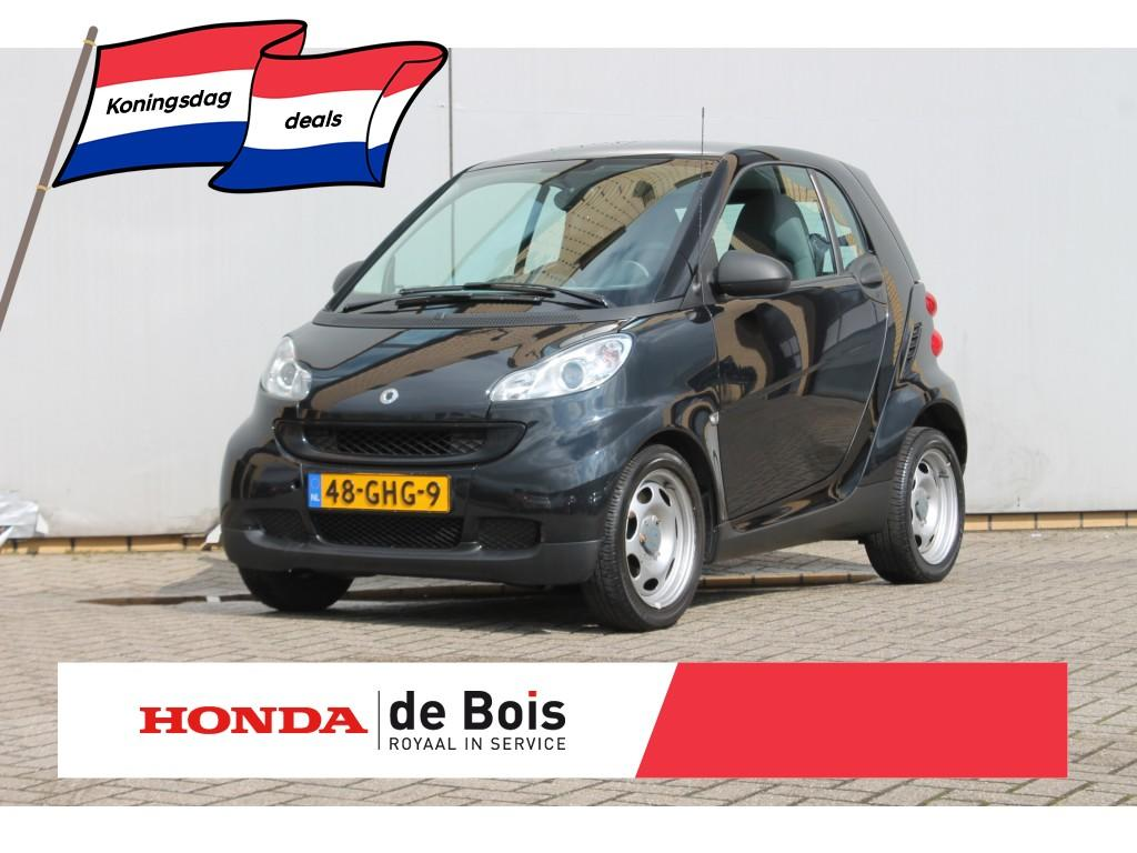 Smart Fortwo Coupé 1.0 mhd pure aut.