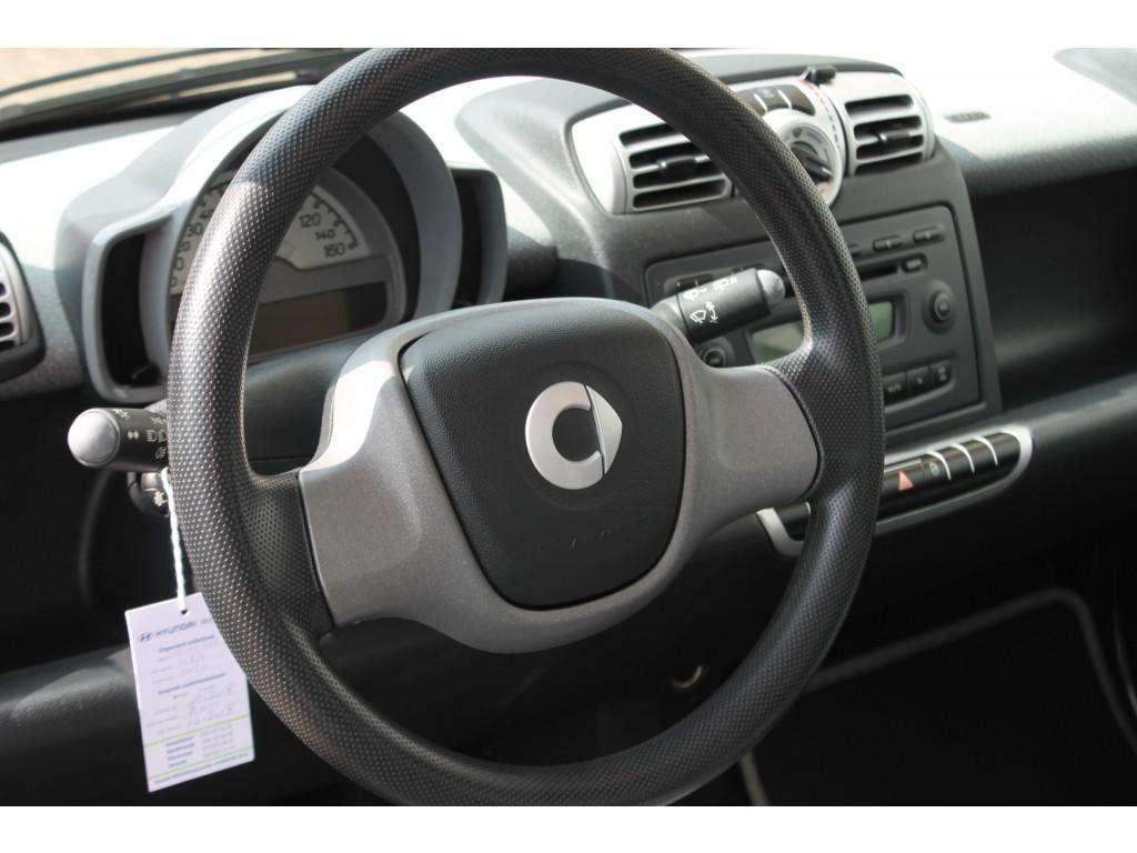 Smart Fortwo coupé 1.0 MHD PURE Aut.