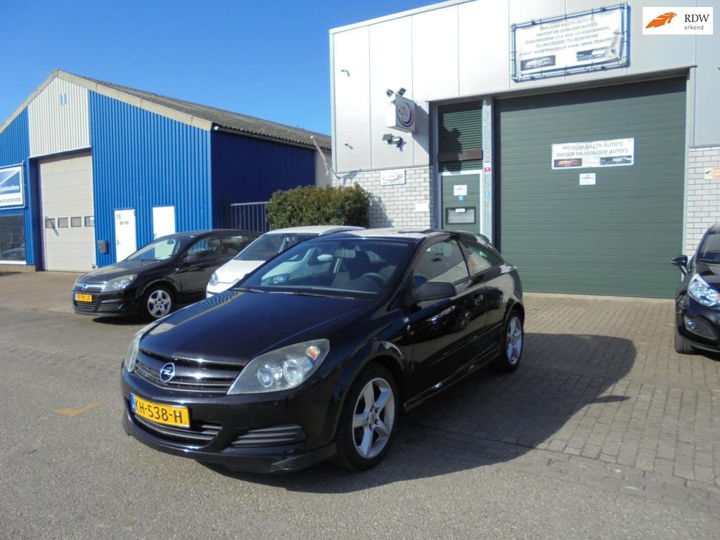 Opel Astra Gtc 1.6 enjoy