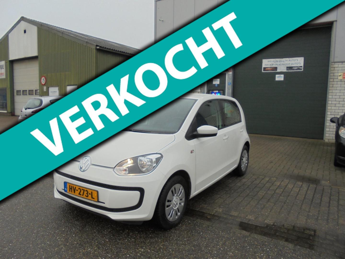 Volkswagen Up! 1.0 move up! bluemotion 5-drs/bouwjaar 2015/airco
