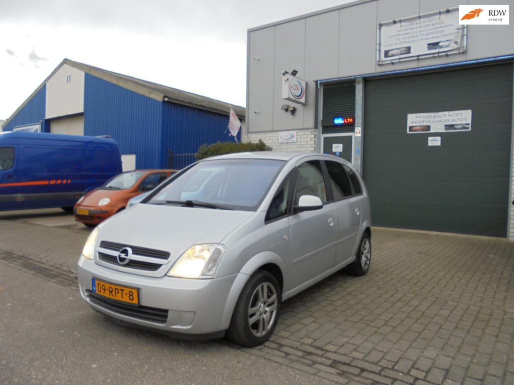 Opel Meriva 5-deurs/1.6-16v cosmo automaat/bouwjaar 2005/airco,