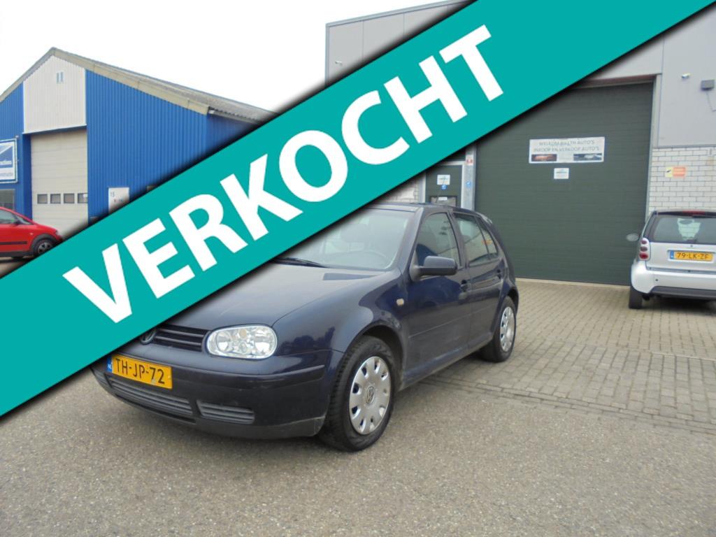 Volkswagen Golf 5-deurs/automaat/1.8-5v highline/airco,