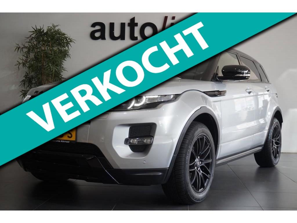 Land rover Range rover evoque 2.0 si 4wd dynamic , panorama!