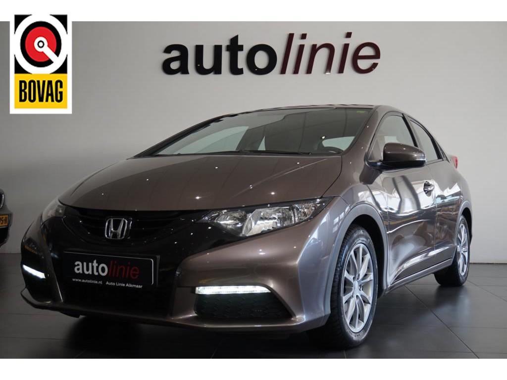Honda Civic 1.4 comfort , airco, led, compleet dealer onderh