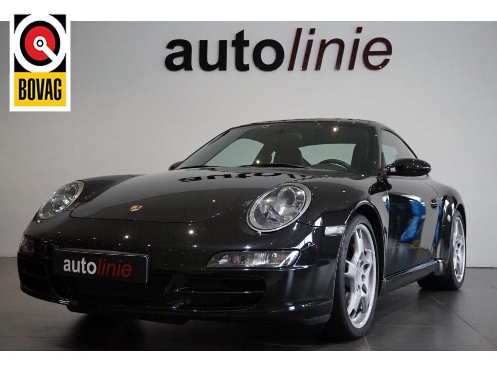 Porsche 911 3.8 carrera s , orig. nl, 1e eigenaar, 355 pk!