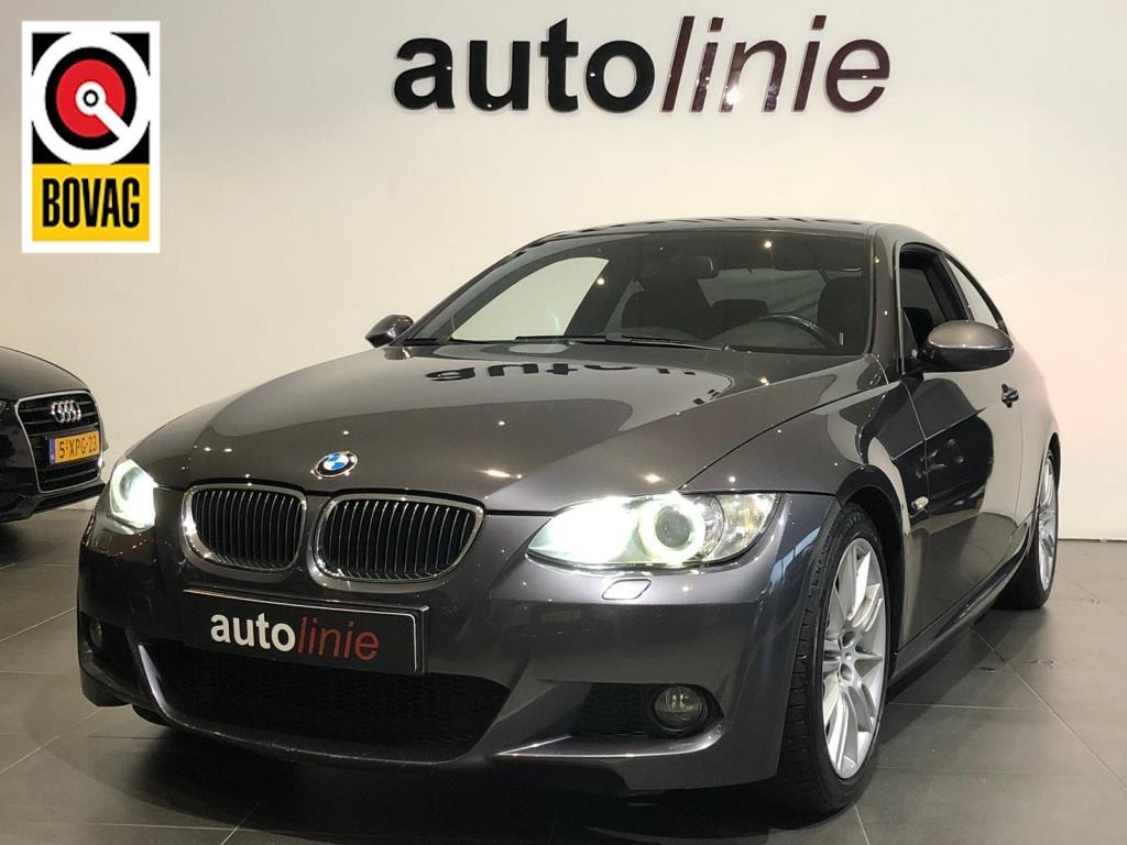 Bmw 3 serie Coupe 325i high executive aut., m-pakket, navi!