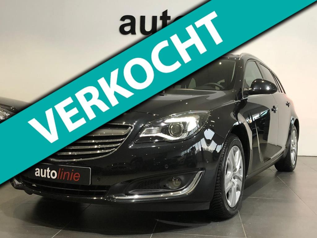 Opel Insignia Sports tourer 1.4 t ecoflex edition ,trekhaak!