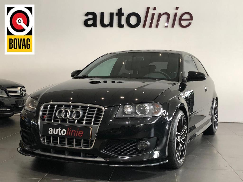 Audi S3 2.0 tfsi quattro pro line ,340 pk, navi, nieuwstaat!