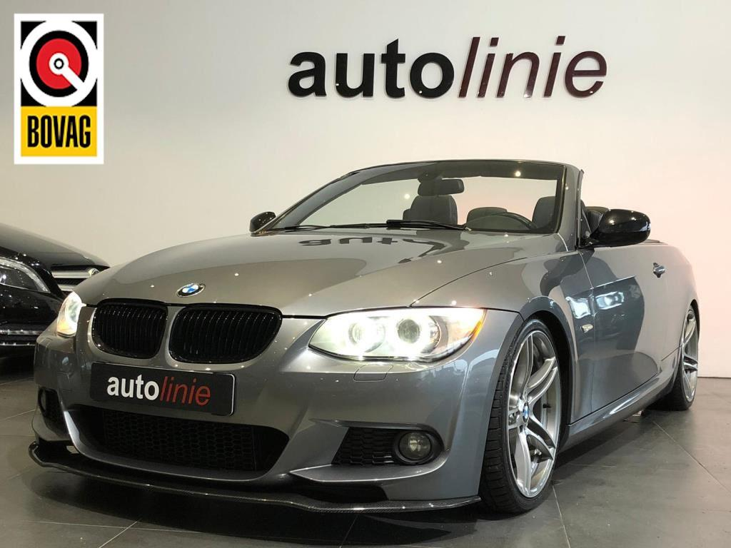 Bmw 3 serie Cabrio 325i high executive aut., m-pakket, xenon