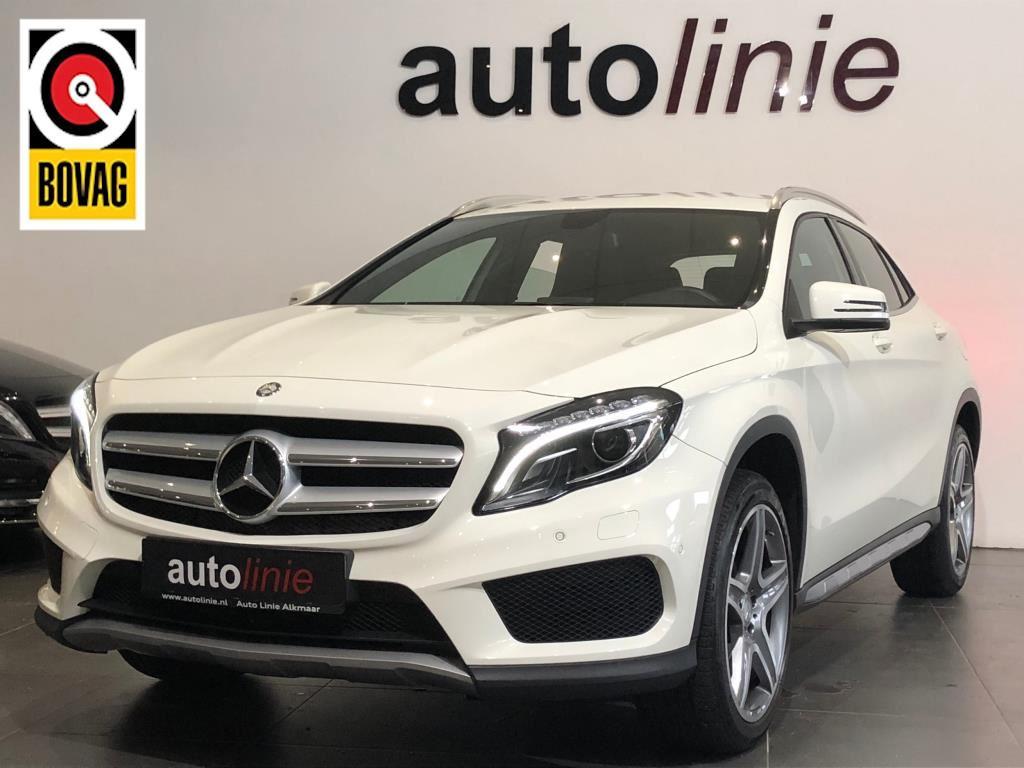 Mercedes-benz Gla-klasse 200 prestige amg-line, automaat!