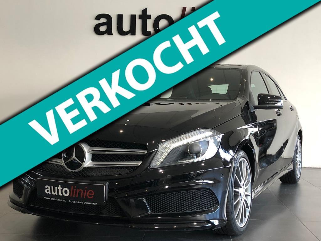 Mercedes-benz A-klasse 180 prestige amg-line, camera ,xenon!
