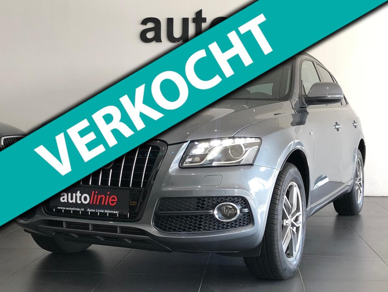 Audi Q5 2.0 tfsi quattro aut., s-line, panoramadak, camera!