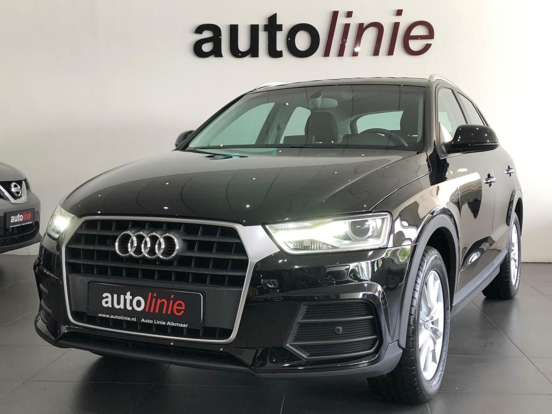 Audi Q3 1.4 tfsi cod automaat, camera, cruise, xenon, led!