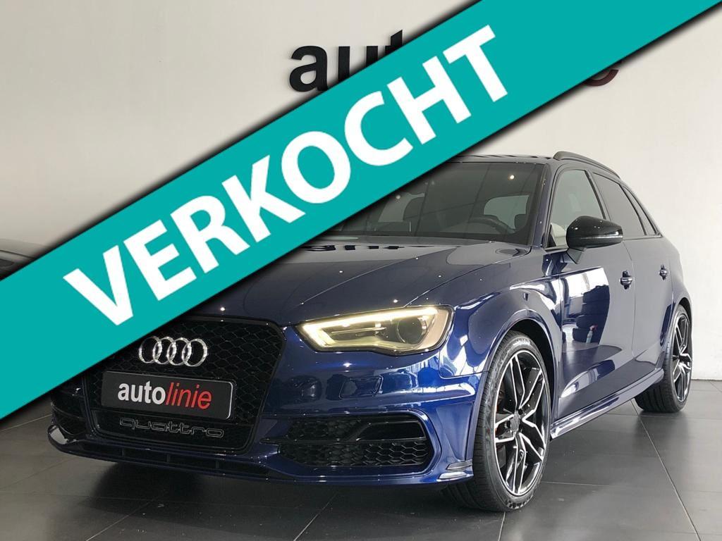 Audi S3 Sportback 2.0 tfsi 300 pk quattro , xenon, led, pdc!