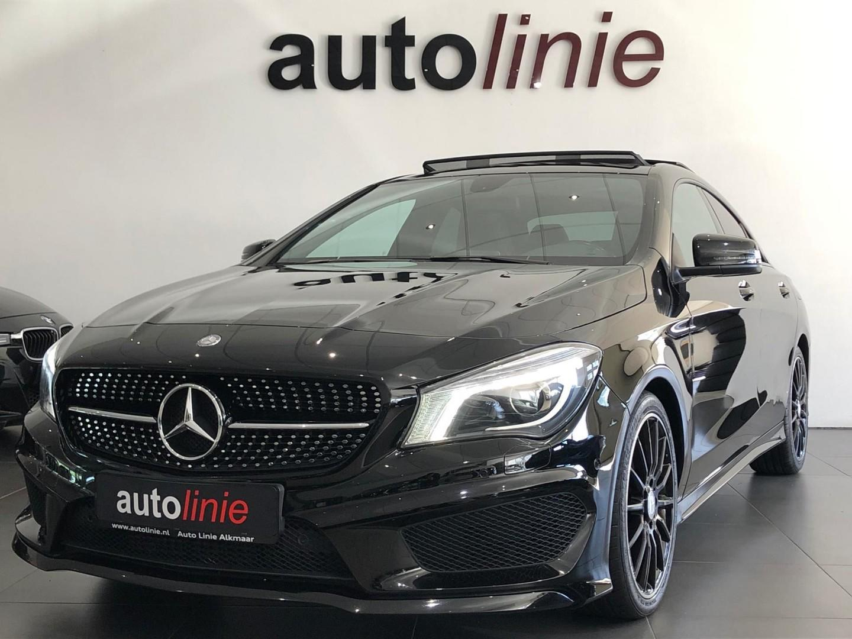 Mercedes-benz Cla-klasse 180 edition 1 amg, pano,camera!