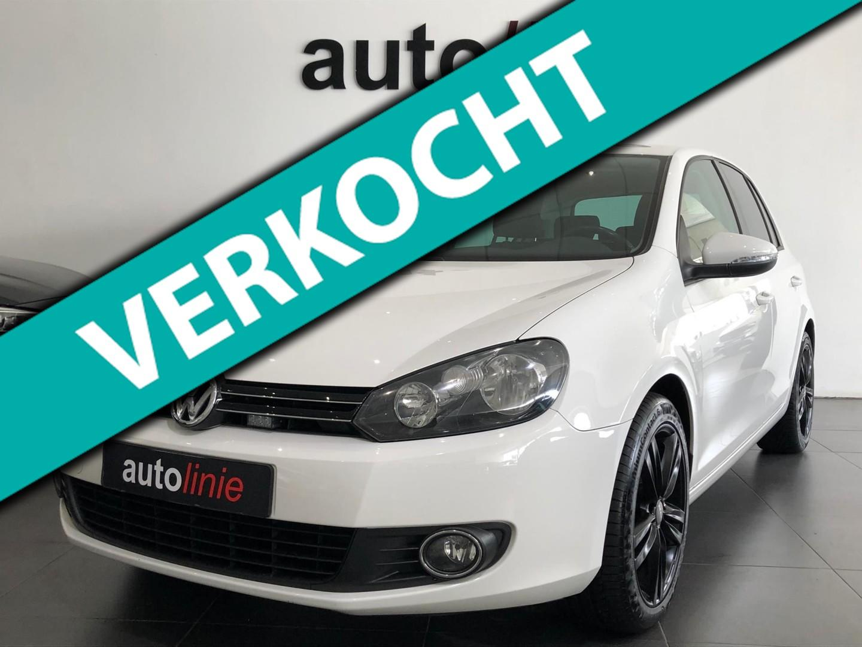 Volkswagen Golf 1.2 tsi comfortline bluemotion dsg, navi!