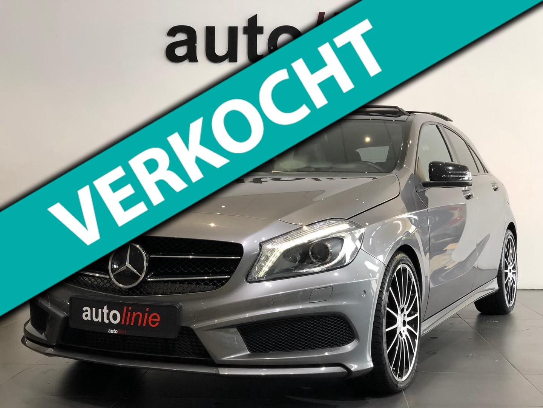 Mercedes-benz A-klasse 200 amg-line ,pano, xenon, camera!