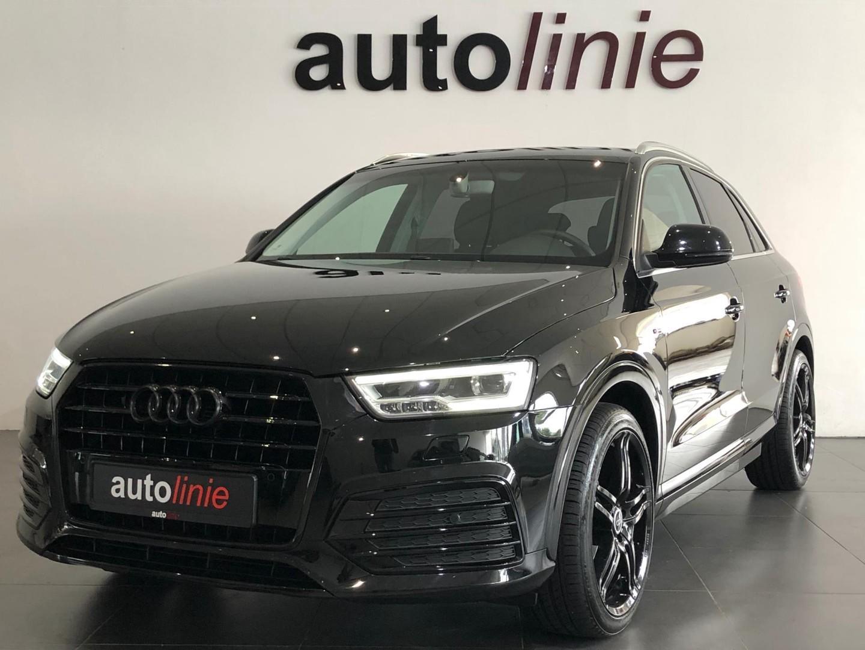 Audi Q3 1.4 tfsi cod pro line aut.,, s-line, keyles go, navi