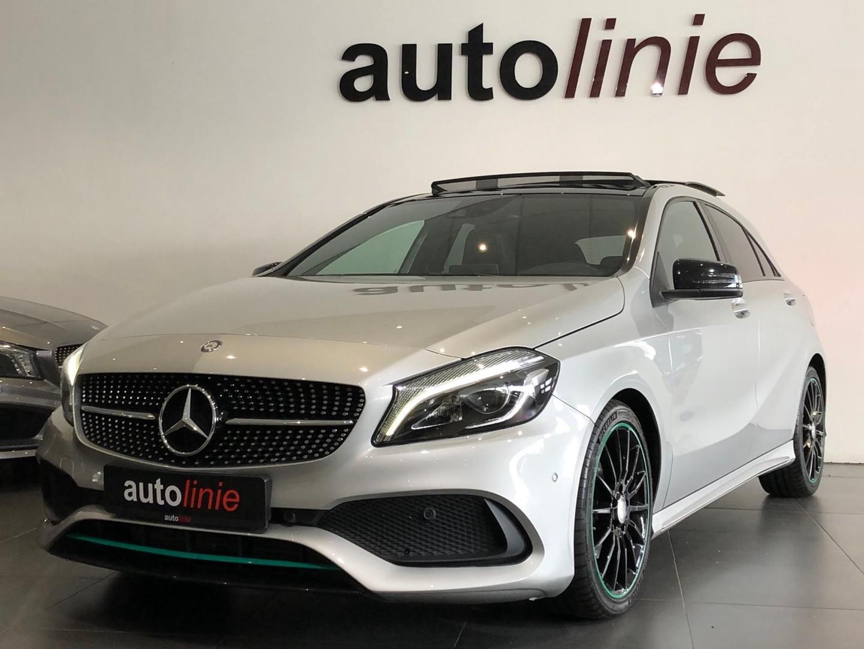 Mercedes-benz A-klasse 200 motorsport edition amg,pano,cam.!