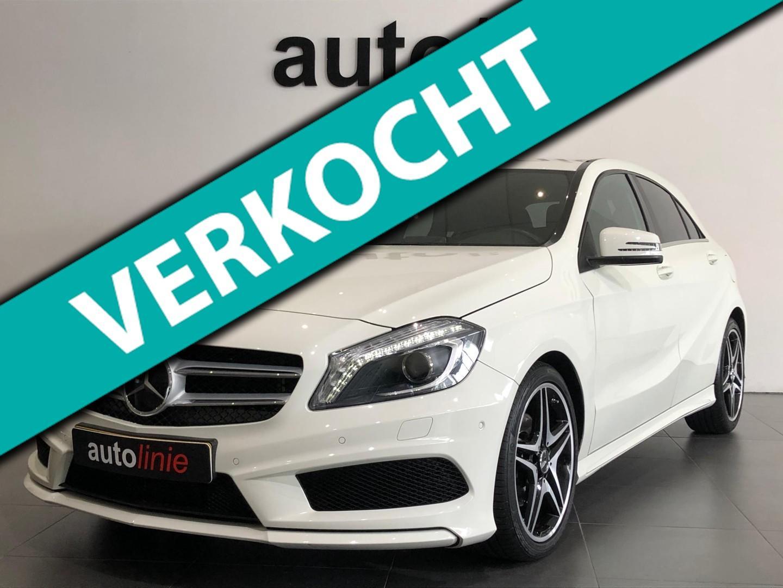 Mercedes-benz A-klasse 180 amg-line ,bi-xenon, navi, pdc!
