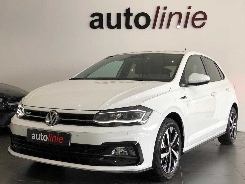 Volkswagen Polo 1.0 tsi r-line , dsg, xenon, pdc, navi!