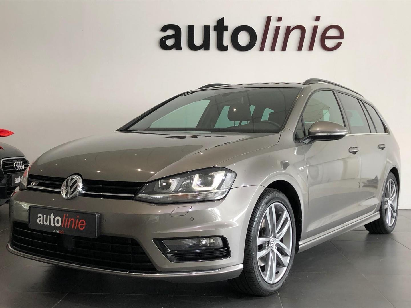 Volkswagen Golf Variant 1.4 tsi highline r-line,camera,150pk
