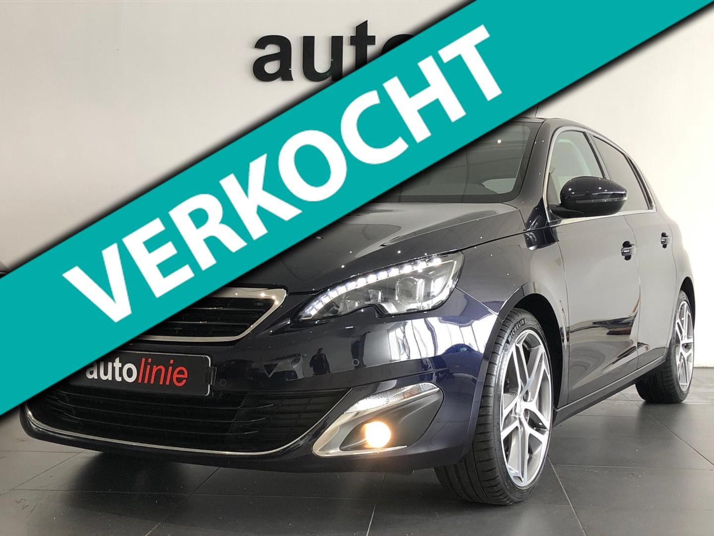 Peugeot 308 1.6 thp allure ,panoramadak,camera,xenon,cruise!
