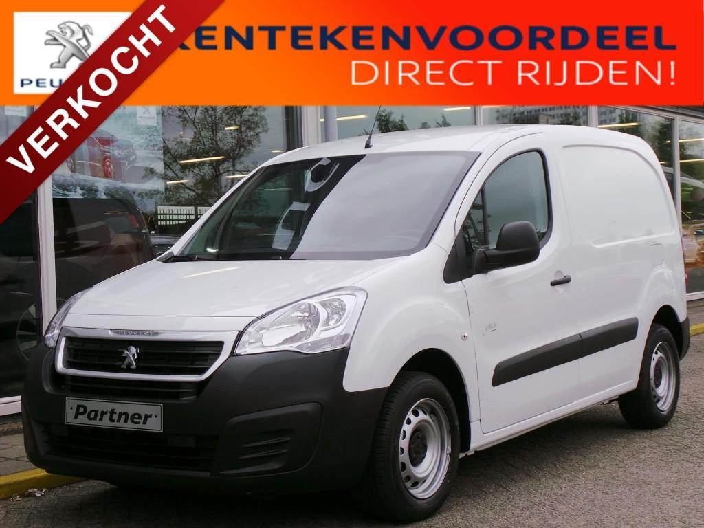 Peugeot Partner 1.6 blue hdi 75pk xr profit plus euro6