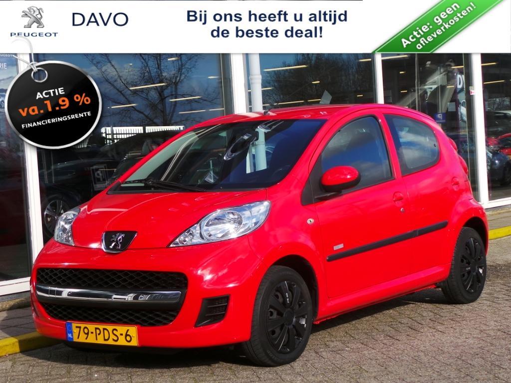 Peugeot 107 1.0 12v 68pk 5d airco!!