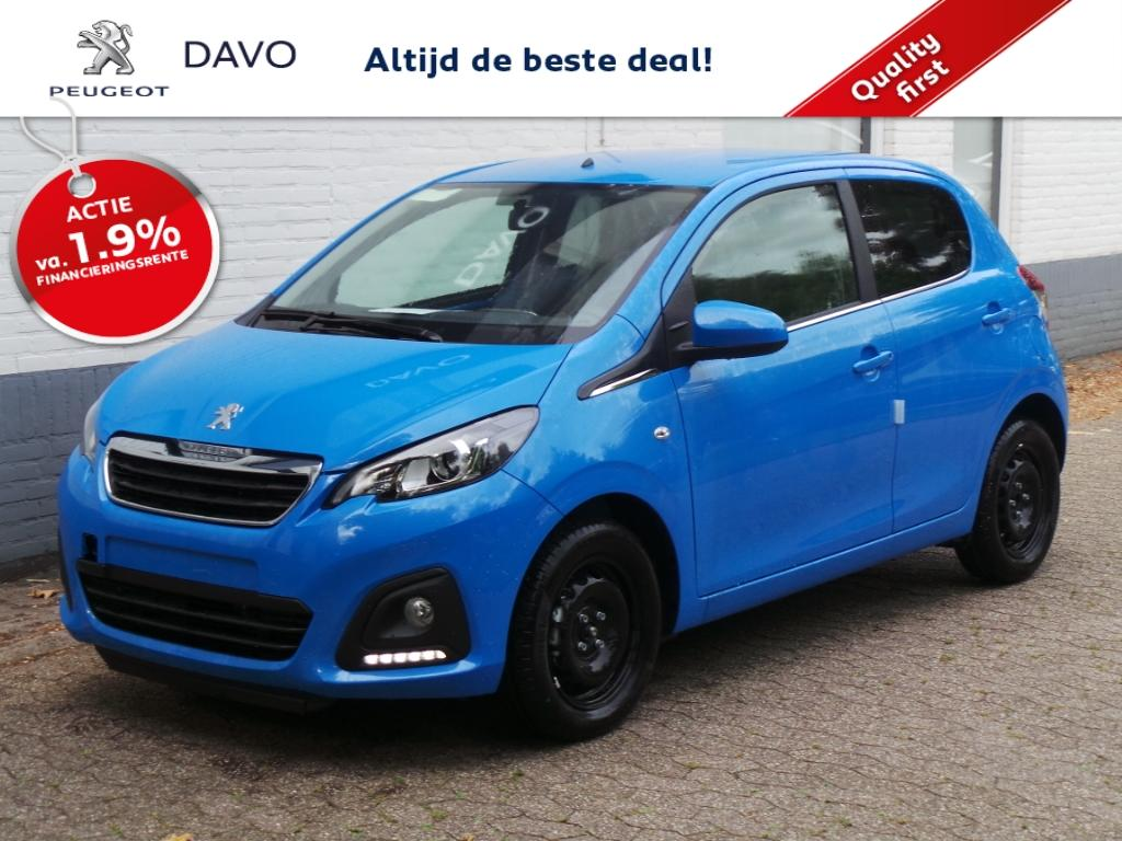 Peugeot 108 1.0 e-vti 68pk 5d active led