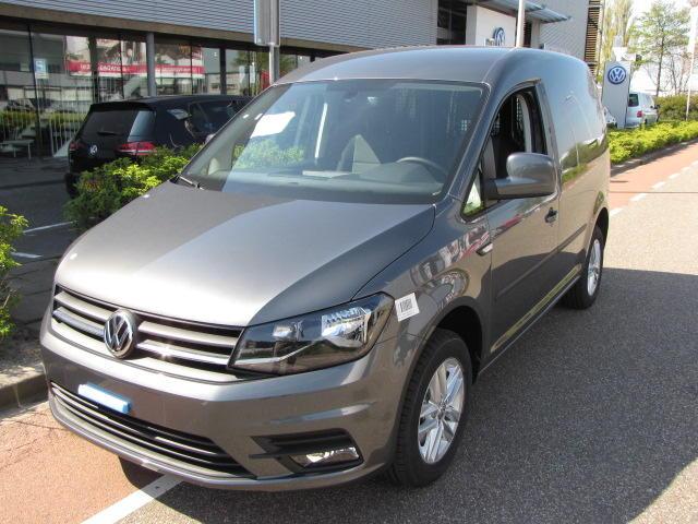 Volkswagen Caddy 2.0 tdi l1h1 bmt highline rijklaar prijs exclusief btw en bpm