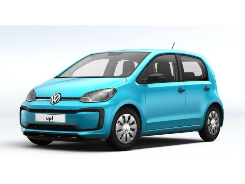 Volkswagen Up! 1.0 bmt take up! 4drs nieuw