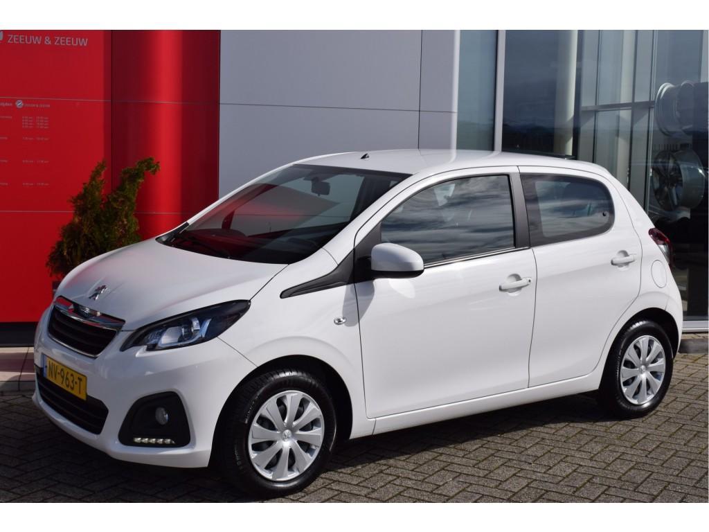 Peugeot 108 1.0 e-vti active + navigatie (tomtom)