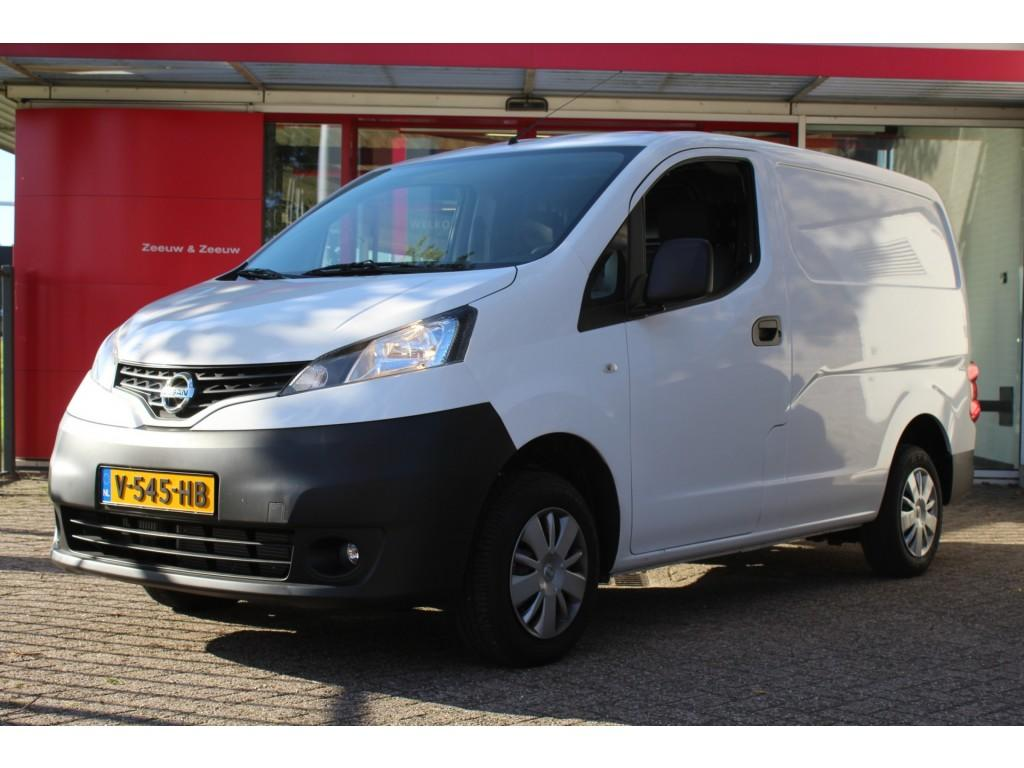 Nissan Nv200 1.5 dci visia budget edition