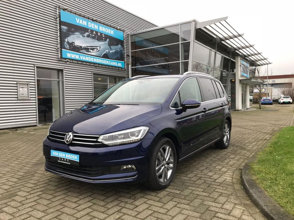 Volkswagen Touran 1.8 TSI Highline 7p 180 pk / VOL VOL 47.000 NP