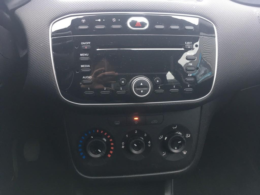 Fiat Punto Evo 1.3 M-JET LOUNGE