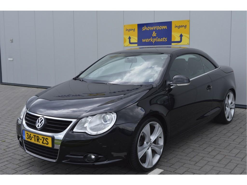 "Volkswagen Eos 1.6-16v fsi lm-velgen 19""   navigatie nl- auto"