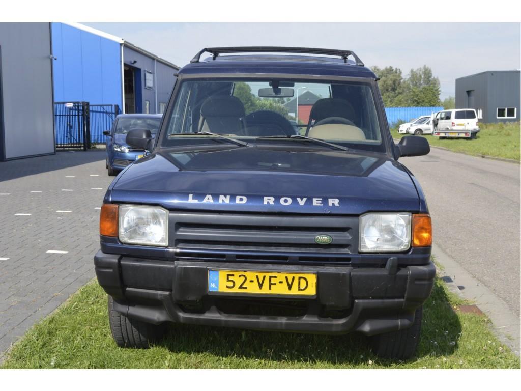 Land rover Discovery 2.5 tdi xe automaat apk juni 2018