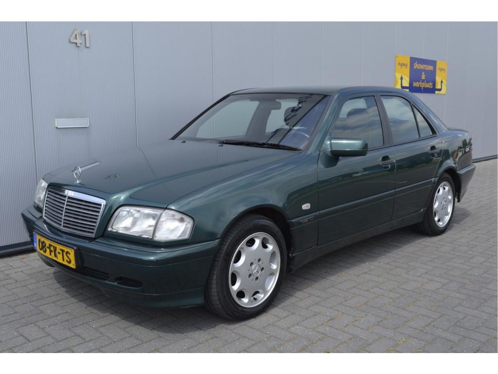 Mercedes-benz C-klasse 200 cdi classic automaat airco