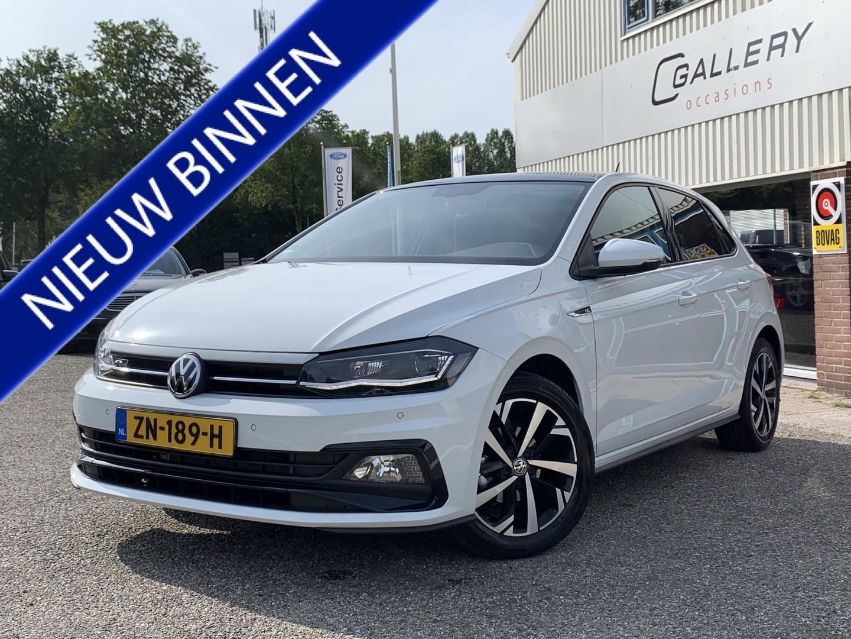Volkswagen Polo 1.0 tsi r-line panorama, pdc, adp. cruise - incl. 3 mnd garantie!