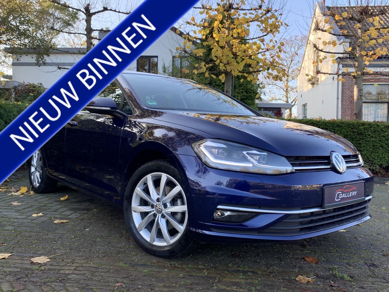 Volkswagen Golf Variant 1.5 tsi highline, automaat, navi, acc, facelift, full led - incl. 2 jaar fabrieksgarantie!