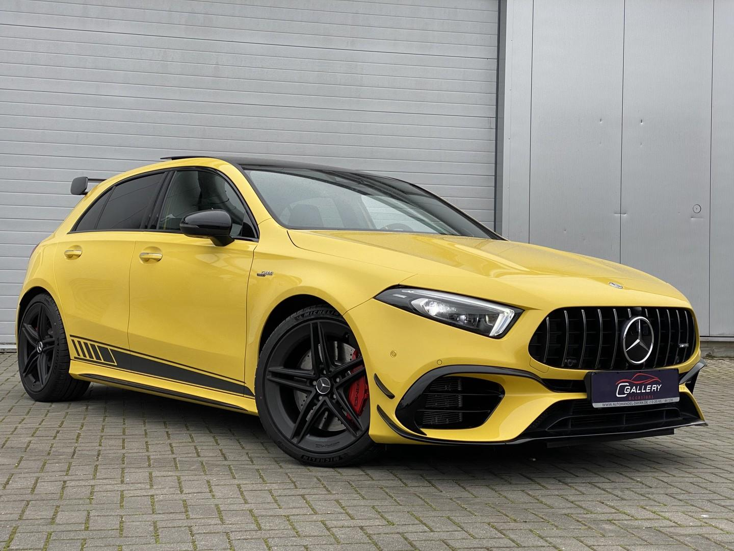 Mercedes-benz A-klasse A45 s amg 4matic+ edition 1