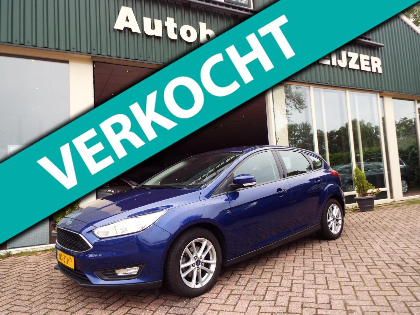 Ford Focus 1.5 tdci lease edition navi-clima-cruise-bovag-nap