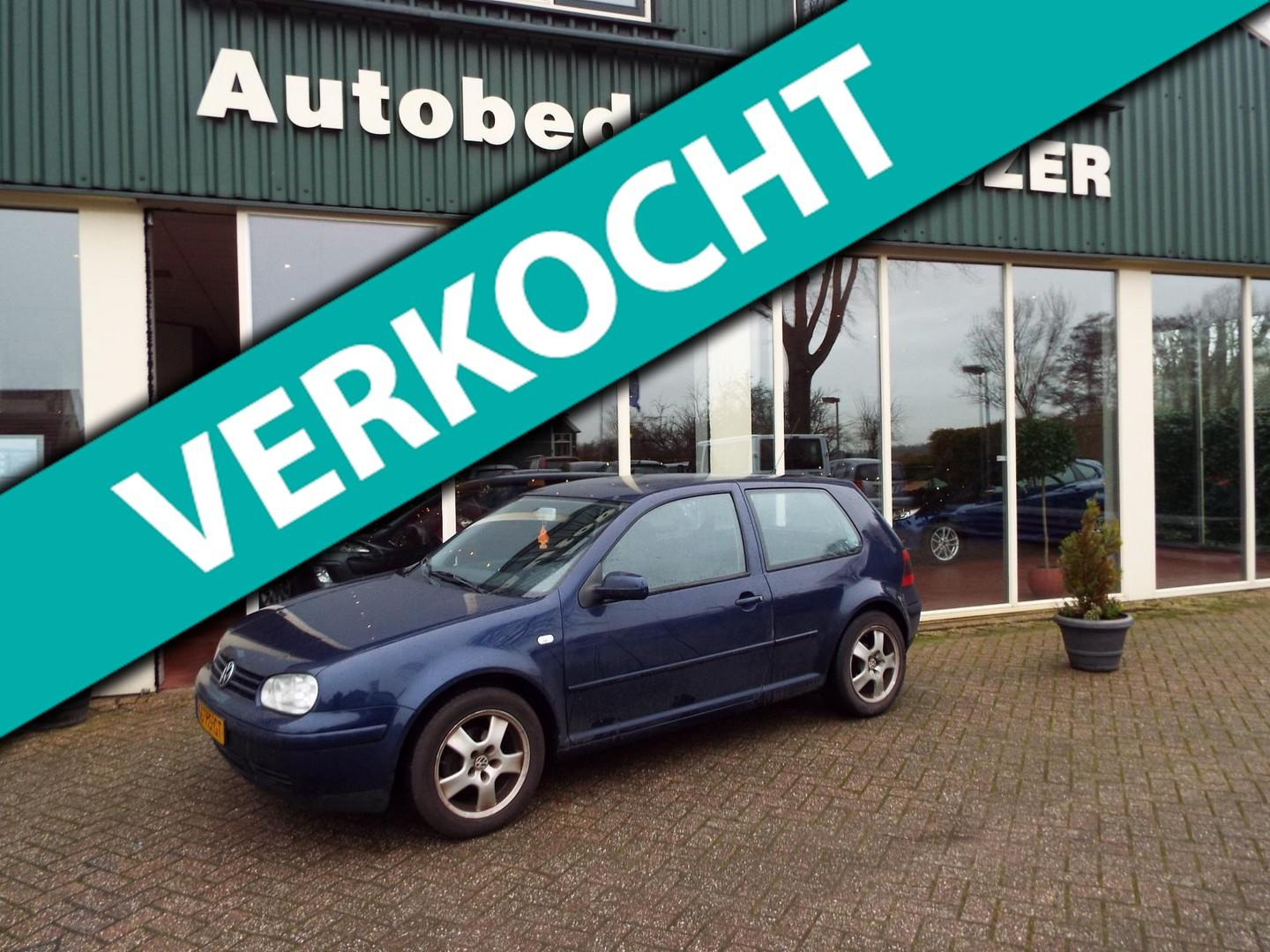 Volkswagen Golf 1.6-16v comfortline climate controle-cruise-nap