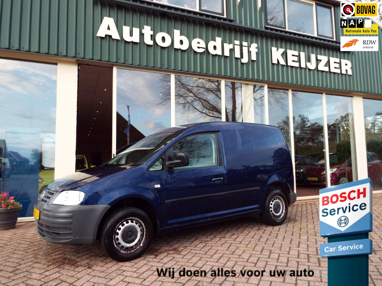 Volkswagen Caddy 2.0 sdi marge auto-trekhaak-apk-nap