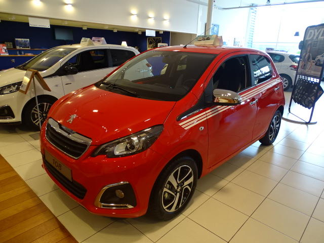 Peugeot 108 Collection 1.0