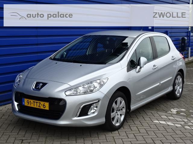 Peugeot 308 1.6 vti 120pk 5d blue lease executive